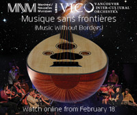 Vancouver Inter-Cultural Orchestra in Montreal