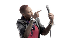 Gina Yashere (and Acquaintances)! in Dance