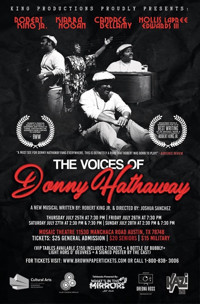 The Voices Of Donny Hathaway  in Broadway
