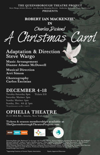 Charles Dickens' A Christmas Carol in Other New York Stages