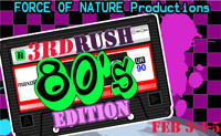 3rd Rush: 80's edition - Side B in Los Angeles