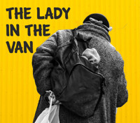 The Lady in the van in UK / West End
