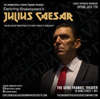 EXPLORING SHAKESPEARE'S JULIUS CAESAR in Other New York Stages