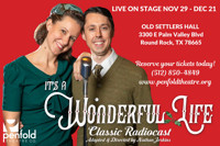 It's a Wonderful Life Classic Radiocast in Austin