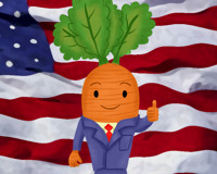 The Vegetable - A Farce for Election-Night Eve! in Off-Off-Broadway