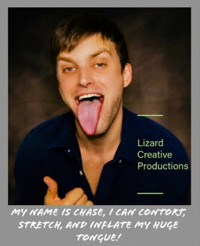 LIZARD TONGUE MEN in Chicago