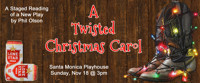 A Twisted Christmas Carol in Los Angeles