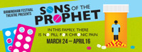 Sons Of The Prophet  Written By Stephen Karam in Birmingham