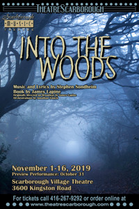 Into The Woods in Toronto