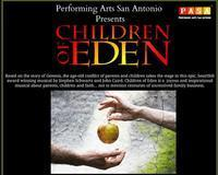 Children of Eden in San Antonio