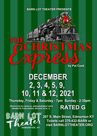 The Christmas Express in Louisville