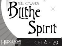 Blithe Spirit in Philadelphia