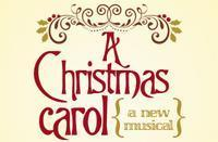 A Christmas Carol: A New Musical in Broadway