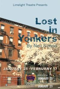 Lost in Yonkers in Broadway