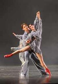 An Evening of Twyla Tharp in Pittsburgh