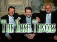 The Irish Tenors in New Orleans