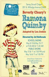 Ramona Quimby in Broadway