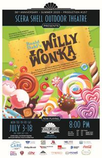 Roald Dahl's WILLY WONKA in Salt Lake City
