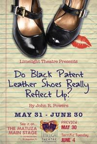 Do Black Patent Leather Shoes Really Reflect Up? in Jacksonville