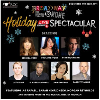Broadway@Home Holiday Spectacular in Off-Off-Broadway