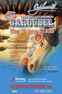 Rodgers and Hammerstein's Carousel in Ottawa