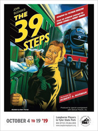 The 39 Steps in Philadelphia