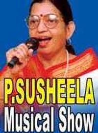 P.Susheela Golden Nite in India