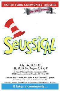 Seussical in Long Island