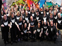 Choir of Hard Knocks 10th Anniversary 'Hope and Inspiration' Tour in Australia - Sydney
