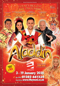 Aladdin in UK / West End