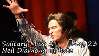 Solitary Man: A Tribute to Neil Diamond in Off-Off-Broadway