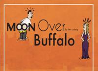 Moon Over Buffalo in Detroit
