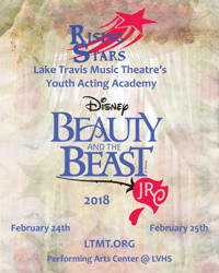 Beauty and The Beast Jr. in Broadway