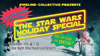 A Live Staged Reading of The Star Wars Holiday Special: Live, On Stage... and SPECIAL! in Nashville