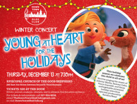 Young at Heart for the Holidays in Off-Off-Broadway