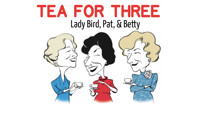 Tea For Three: Lady Bird, Pat, & Betty in Phoenix