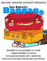 Baggage  in Broadway