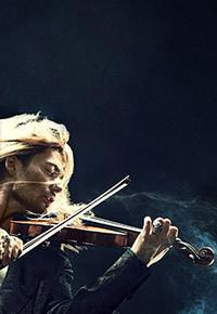 David Garrett in Mexico