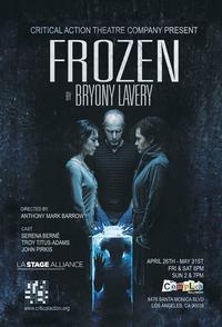 Frozen in Broadway