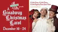 A Broadway Christmas Carol in Phoenix