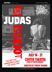 The Last Days of Judas Iscariot in Seattle