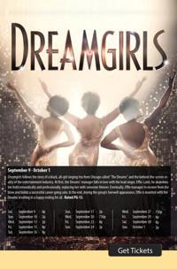 Dreamgirls at The Noel S. Ruiz Theatre in Long Island