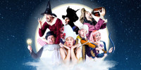 The Suggestibles' Impro Pantso 2021 in UK Regional