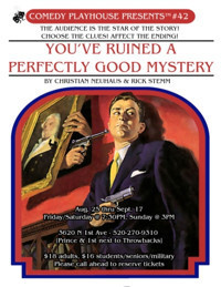 You've Ruined a Perfectly Good Mystery in Tucson