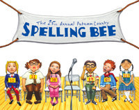 The 25th Annual Putnam County Spelling Bee in TV