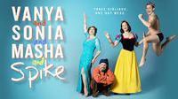 Vanya and Sonia and Masha and Spike in Vermont