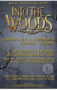 Into the Woods in Memphis