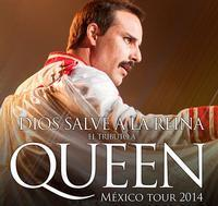 God Save The Queen in Mexico