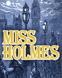 Miss Holmes in Broadway