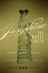 Josephine The Mouse Singer in Broadway